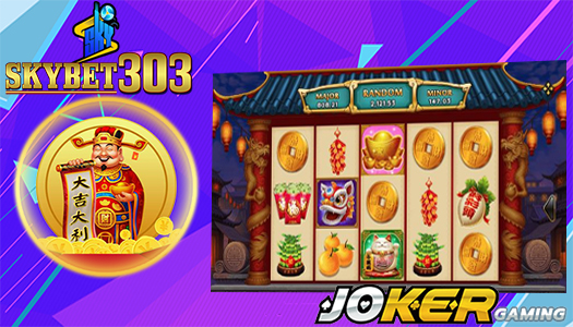 Game Slot Joker Supreme Chaisen Terpopuler